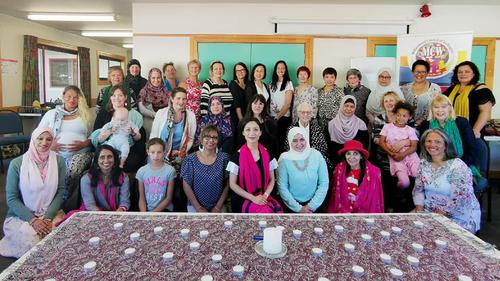 Latter-day Saint Leader Supports Wellington Multicultural Event