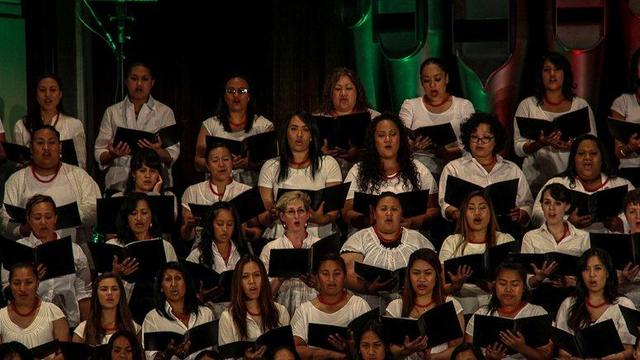 Auckland Mormon choir Christmas 2012 2