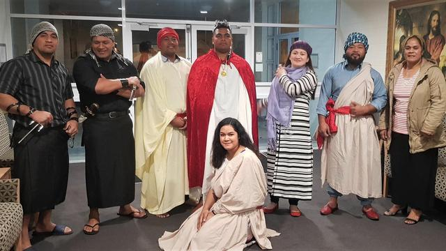 Tongan Latter-day Saints Gather in Christchurch for a Night of Entertainment