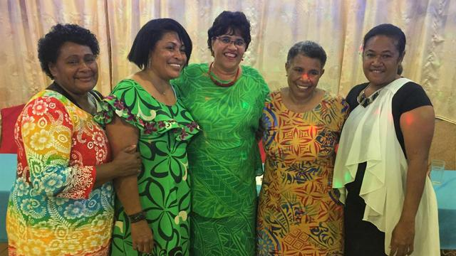 Latter-day Saint Women in Fiji Recognised for Service to Others