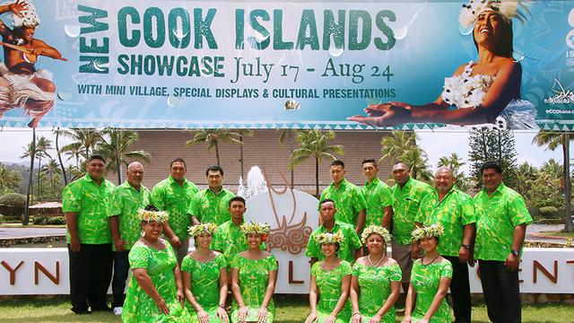 Polynesian Cultural Center Showcases Cook Islands Group