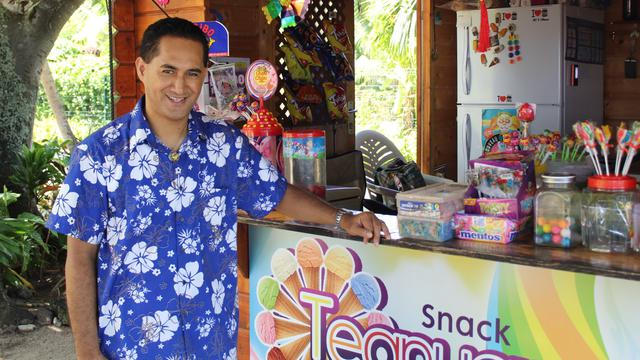 Faith, Action and Perseverance Help Tahitian Member Start Business