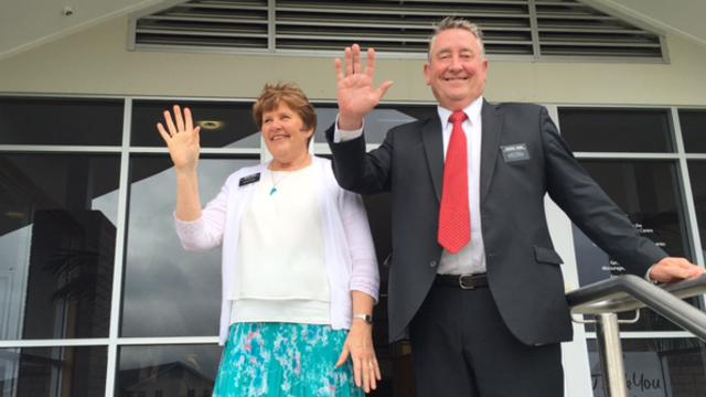 Australian Couple Helps Latter-day Saint Missionaries Begin Their Service