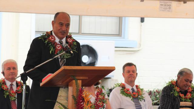 Church Opens LDS Family Services Facility In Tonga