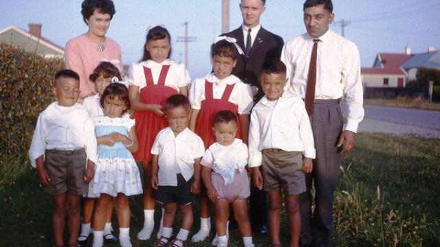 Matthews Baptism 1964 Inglewood New Zealand