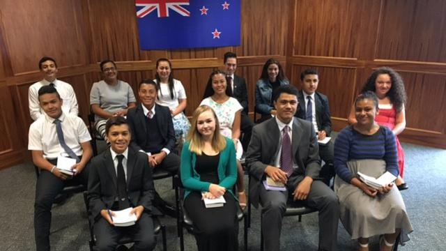 Latter-day Saint Youth in New Zealand Featured in World-wide Online Event