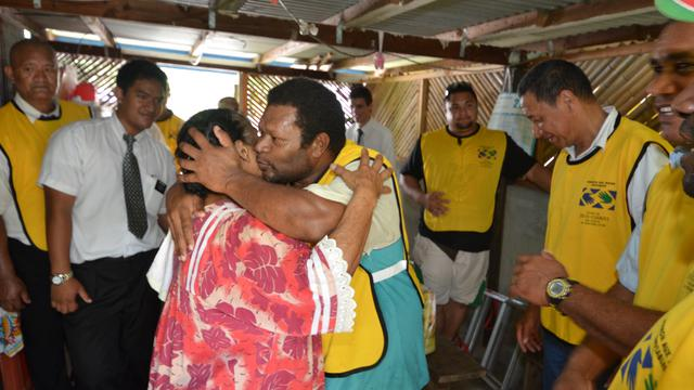 Mormon Helping Hands Noumea