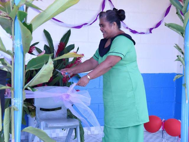 Latter-day Saint Volunteers Prevent Samoan School Closing