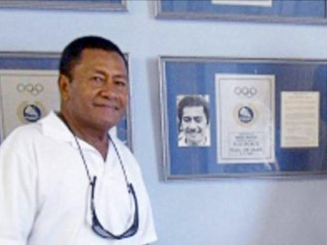Former Fijian Olympian Recognized as Role Model