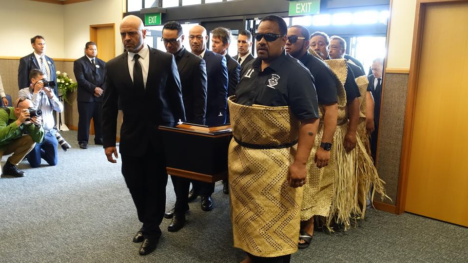 Family, Friends and Faith Leaders Remember Jonah Lomu