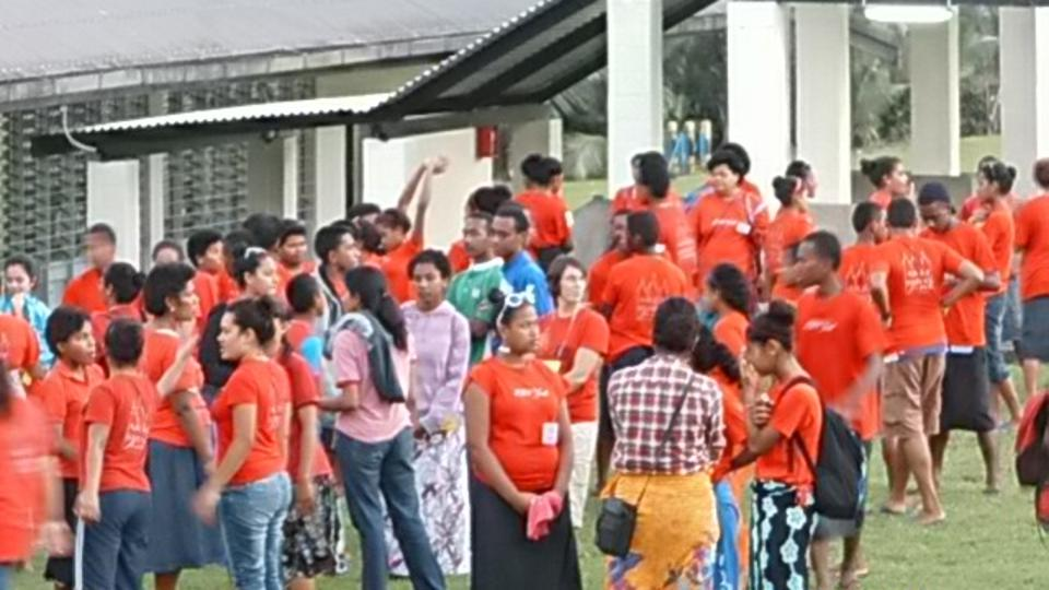 Fiji Youth Conference 2012