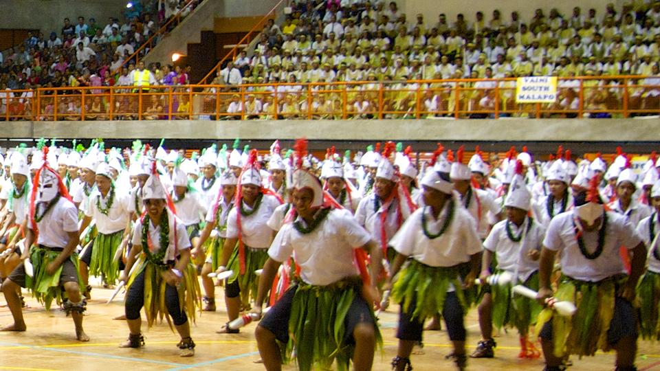 Cultural Celebration in Tonga 2014
