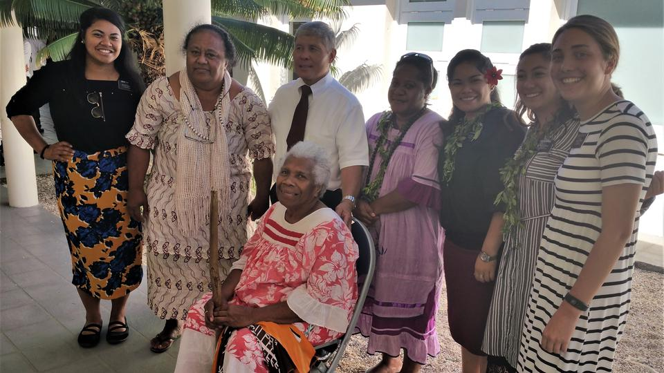 Leaders Minister to Latter-day Saints and Friends in New Caledonia