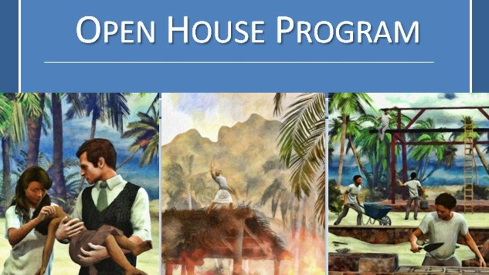 Samoan Church History Open Houses