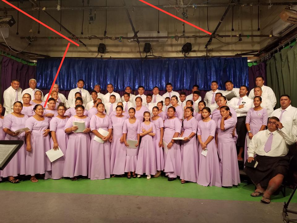 Latter-day Saints Share Sacred Music on American Samoan Television