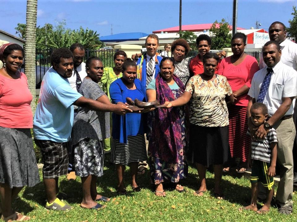 Love of Country and Culture Draws Latter-day Saint Man Back to Vanuatu