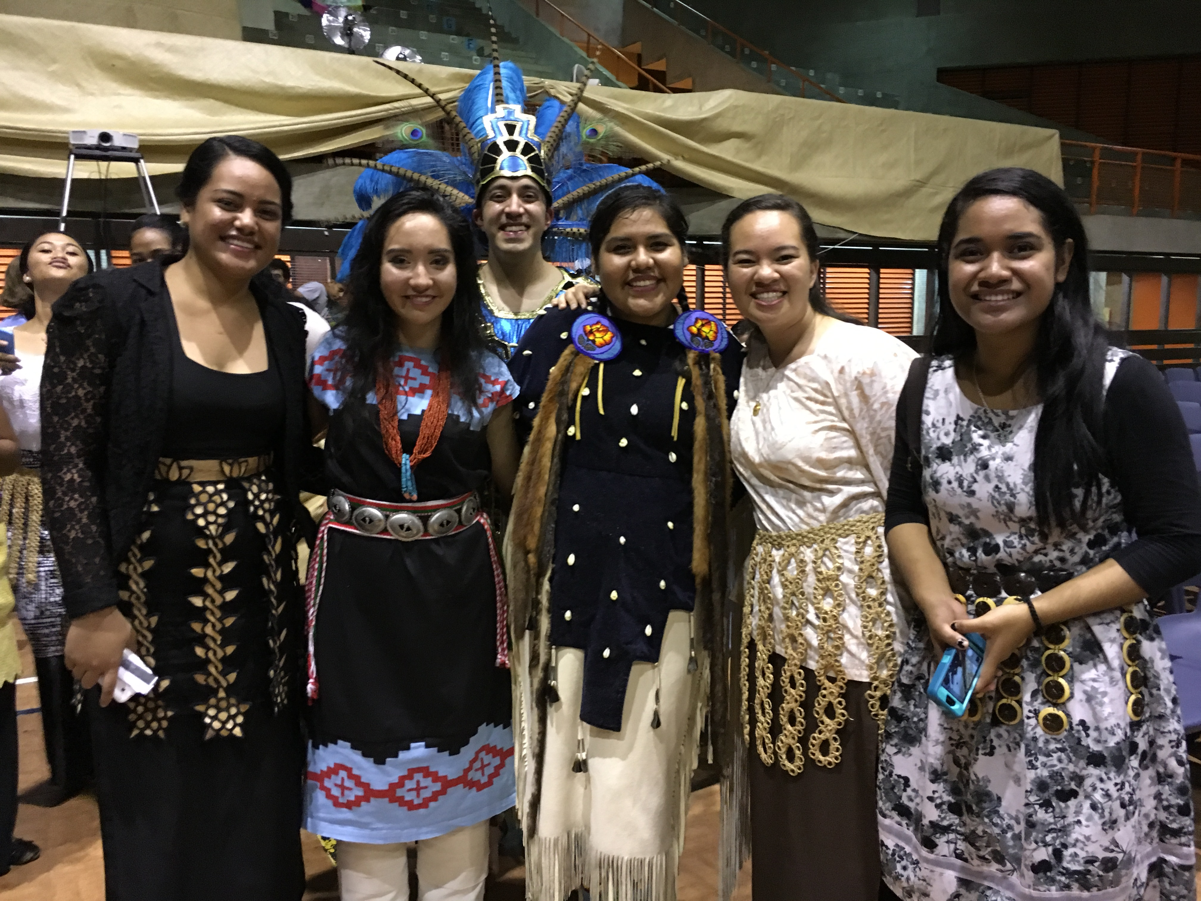 BYU 'Living Legends' Perform Before the Queen of Tonga